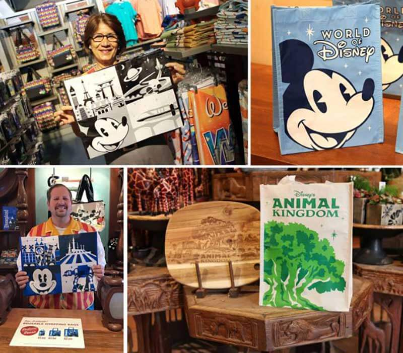 Reusable Shopping Bags Coming to Disney Parks and Resorts