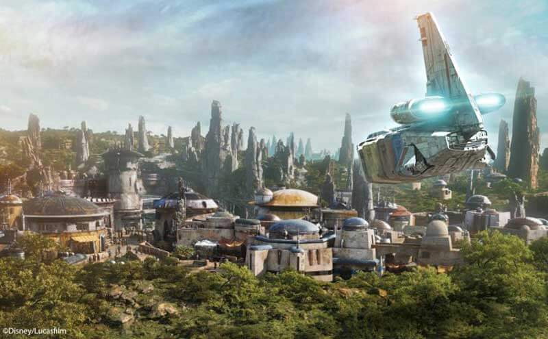 Star Wars: Galaxy's Edge Opening Set for Aug. 29 at Disney World