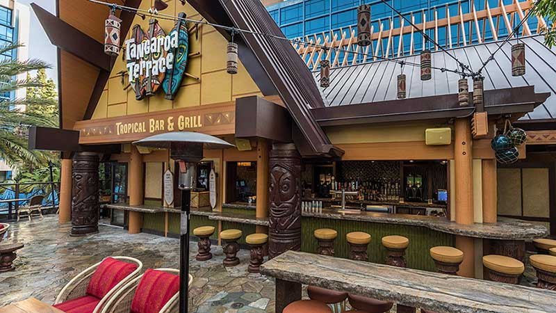 Tangaroa Terrace Re-Opening