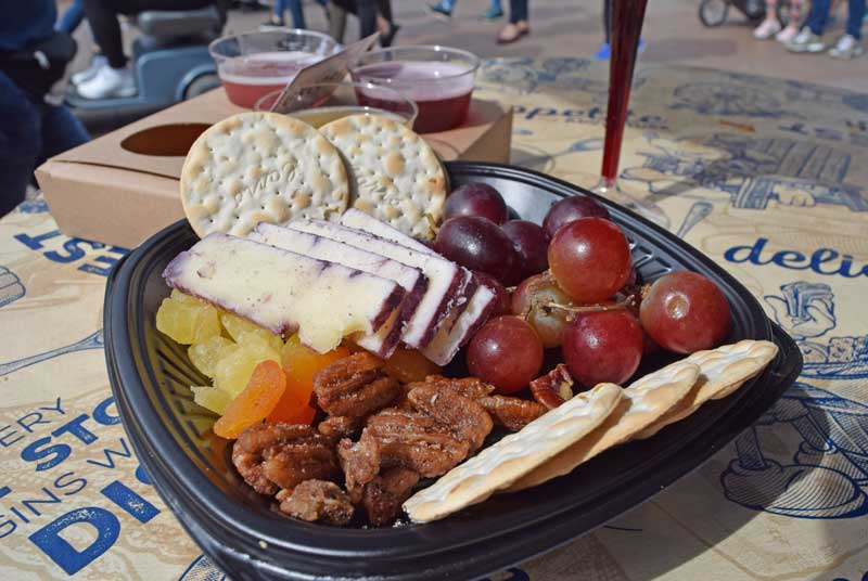 Disney California Adventure Food and Wine Festival 2019 - Cheese Wheel
