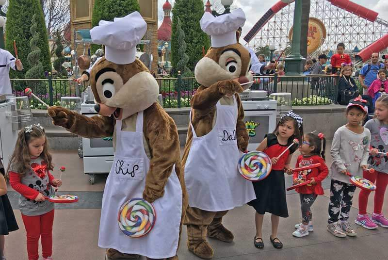 Disney California Adventure Food and Wine Festival 2019 - Jammin Chefs