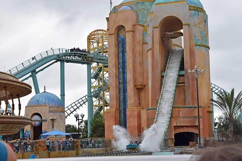 SeaWorld San Diego Shows and Attractions - Journey to Atlantis