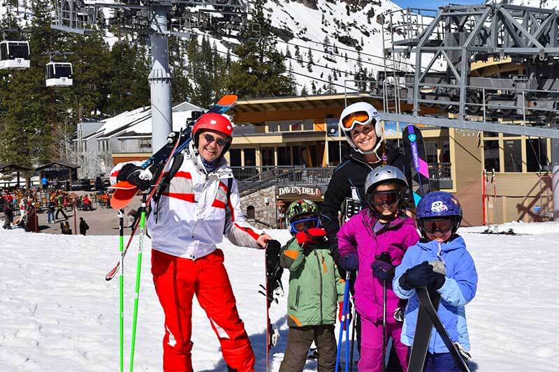 Family Guide to the North Lake Tahoe Ski Resorts
