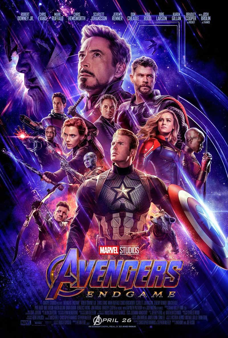 New Avengers: Endgame Poster