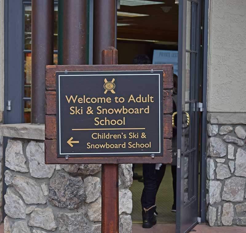 Tips for Beginner Skiers - Ski School