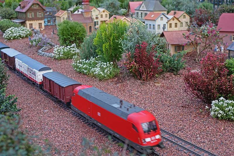 Epcot Hidden Gems - Garden Railway