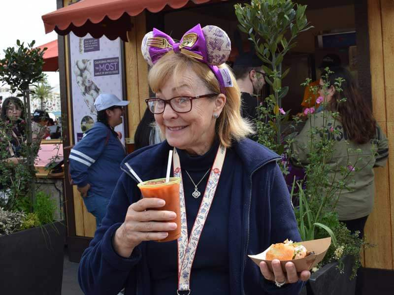 Disney California Adventure Food and Wine Festival 2019 - Merchandise - Festival Ears