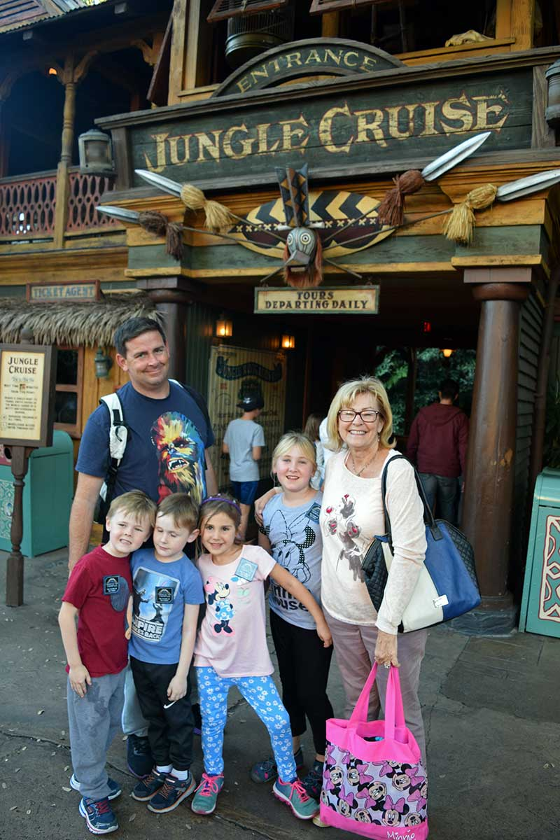 Managing a Large Group at Disneyland - Know Height Requirements