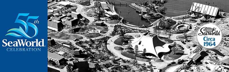 SeaWorld San Diego 55th Anniversary