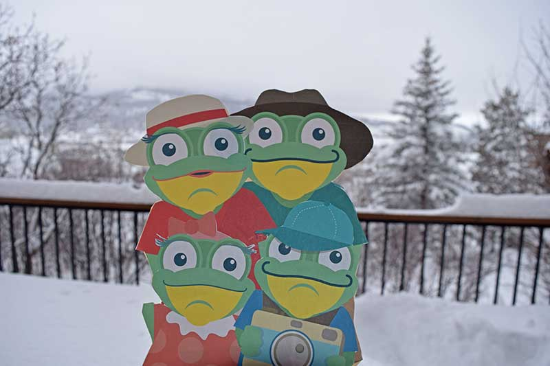 Timeline for Planning a Ski Trip - Hoppy Skiing from the Frog Family