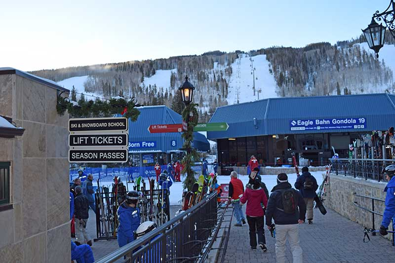 Timeline for Planning a Ski Trip - Lift Tickets
