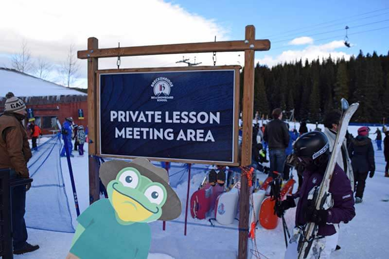 Timeline for Planning a Ski Trip - Book Lessons