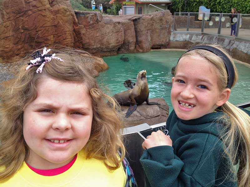 Visiting San Diego with Kids - Activities
