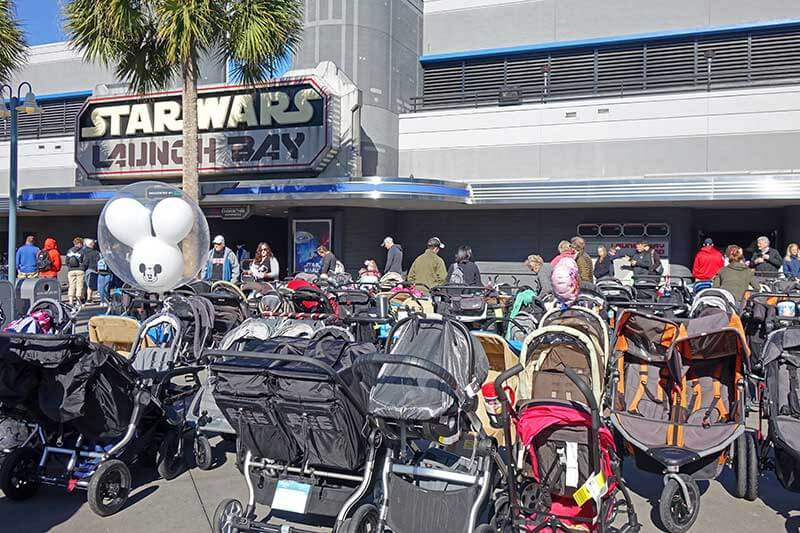 17 Tips for Using a Stroller at Disney World