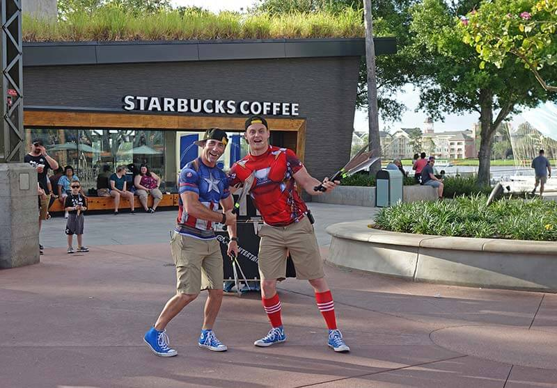 Disney Springs - Live Performers