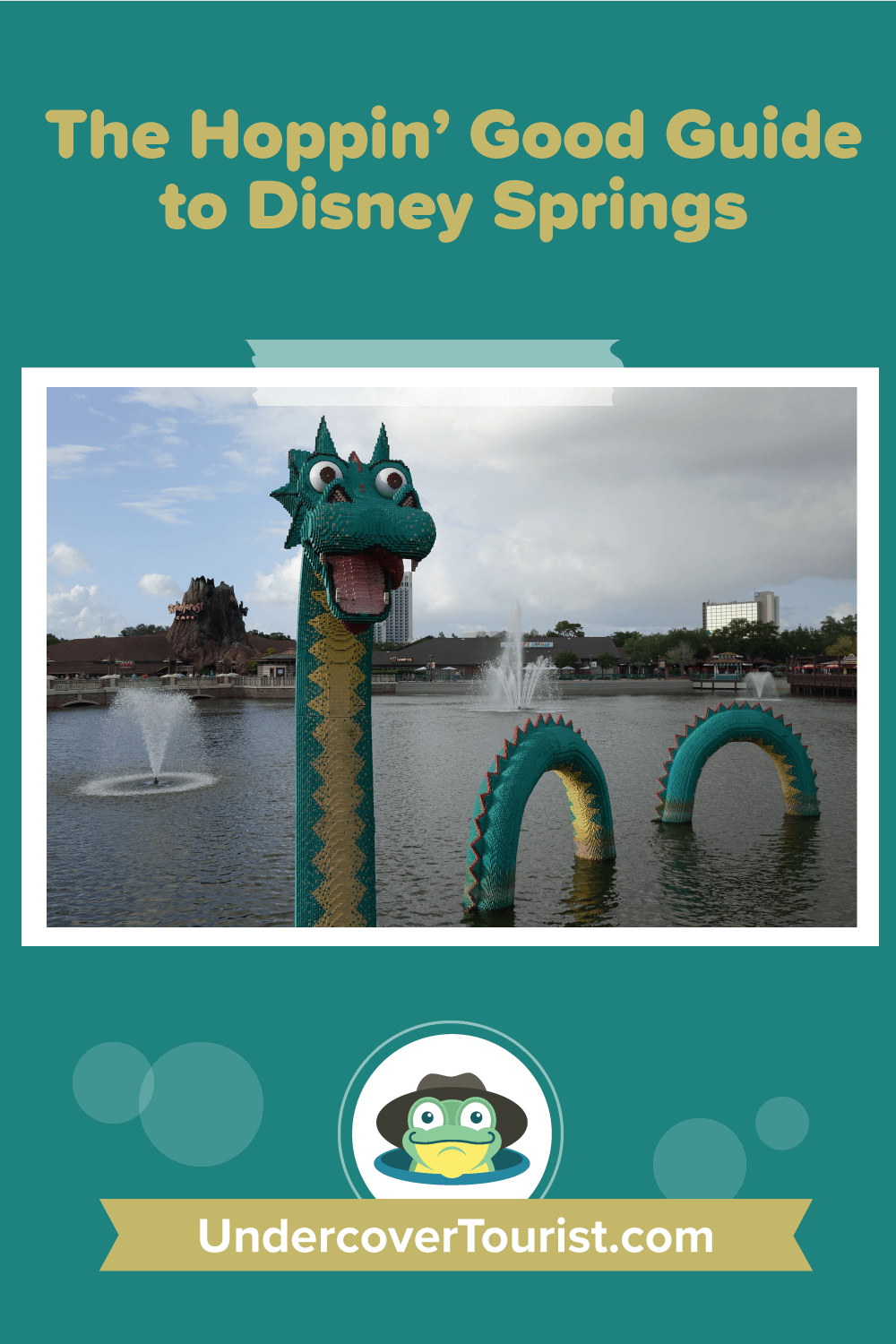 Hoppin' Good Guide to Disney Springs