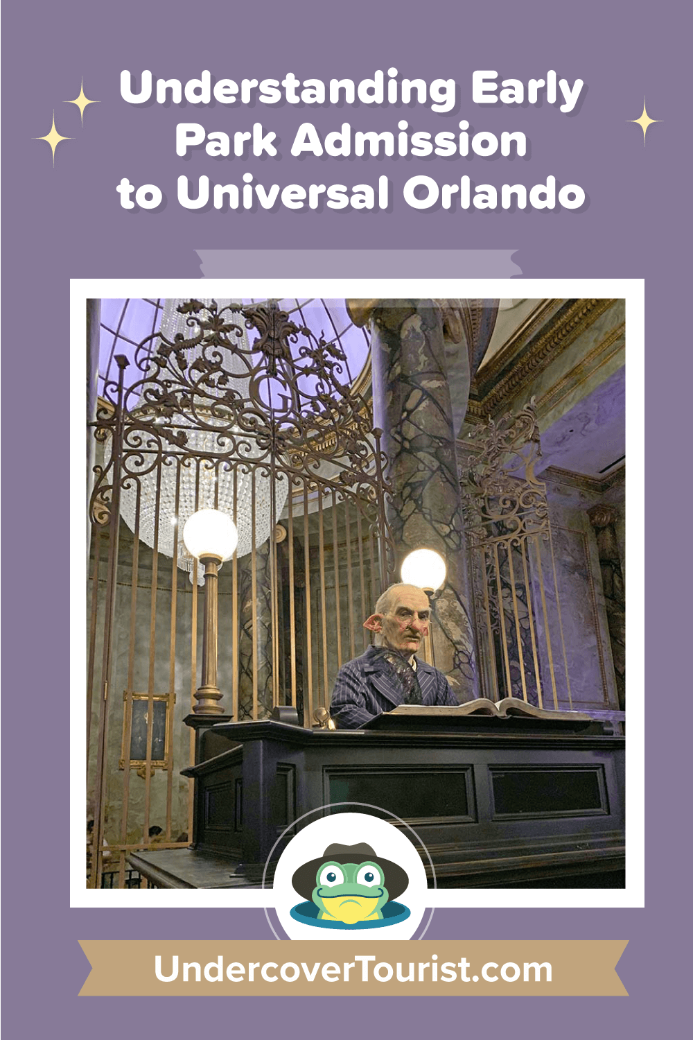 Understanding Early Park Admission for Universal Orlando