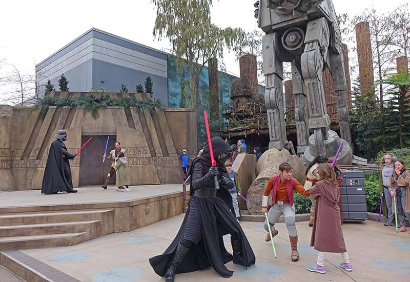 Top Tips for Enrolling Your Youngling in Jedi Training at Disney World