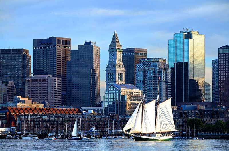 Tips for Visiting Boston with Kids - Harbor