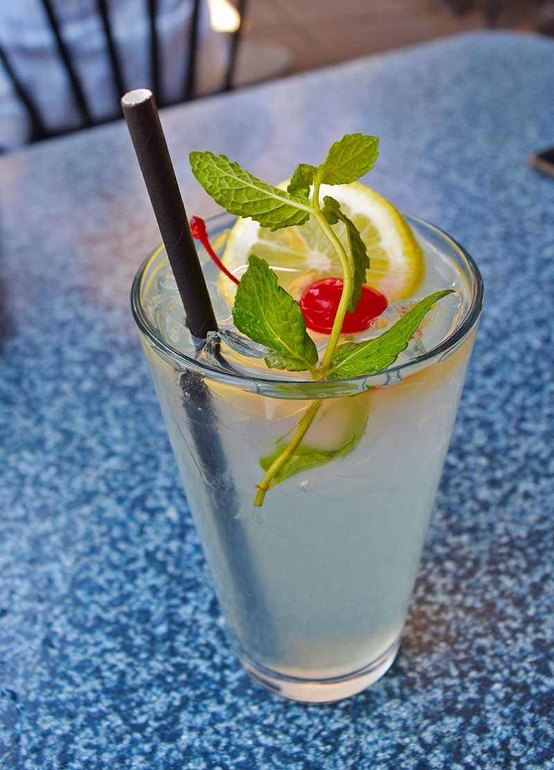 The Cheapest Food at Disneyland - Mint Julep