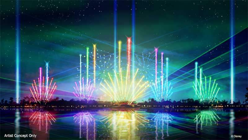 Out with the Old, In with the New! IllumiNations End Date and New Nighttime Spectacular Announced