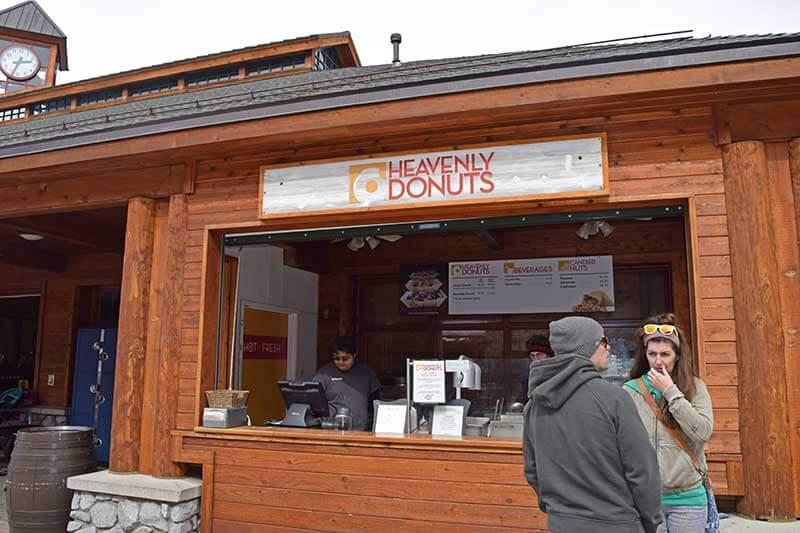 Guide to Heavenly Ski Resort - Heavenly Donuts