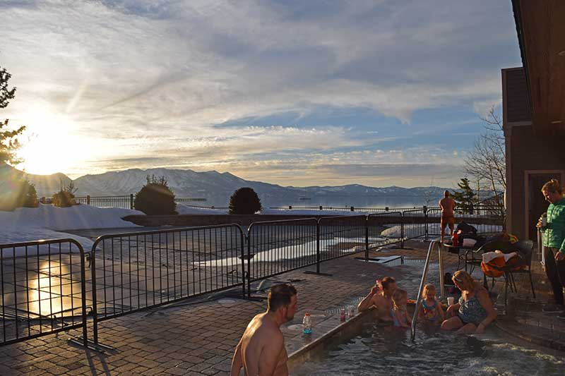Guide to Heavenly Ski Resort - Resort Amenities