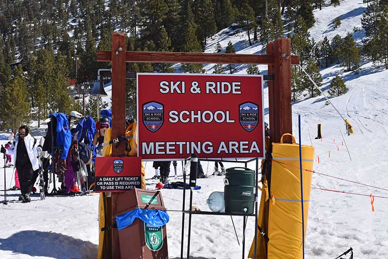 Guide to Heavenly Ski Resort - Ski Lessons