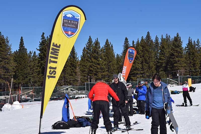 Guide to Heavenly Ski Resort - Ski School