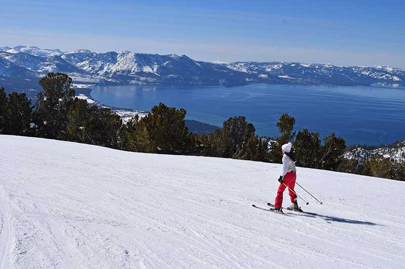 Guide to Heavenly Ski Resort - Ski Rentals