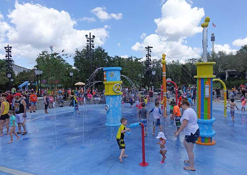 Sesame Street at SeaWorld Orlando - Interactive Play Areas
