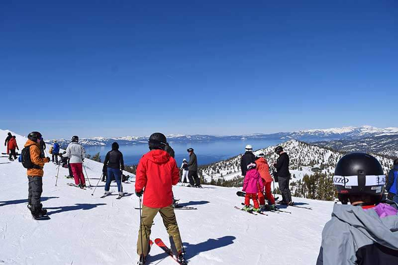 Guide to South Lake Tahoe Ski Resorts