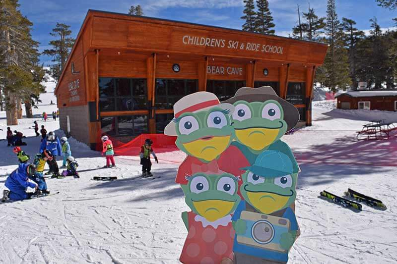 Guide to South Lake Tahoe Ski Resorts - Childcare
