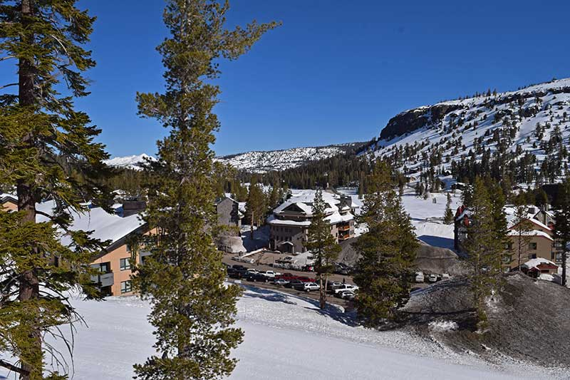 Guide to South Lake Tahoe Ski Resorts - Kirkwood Village