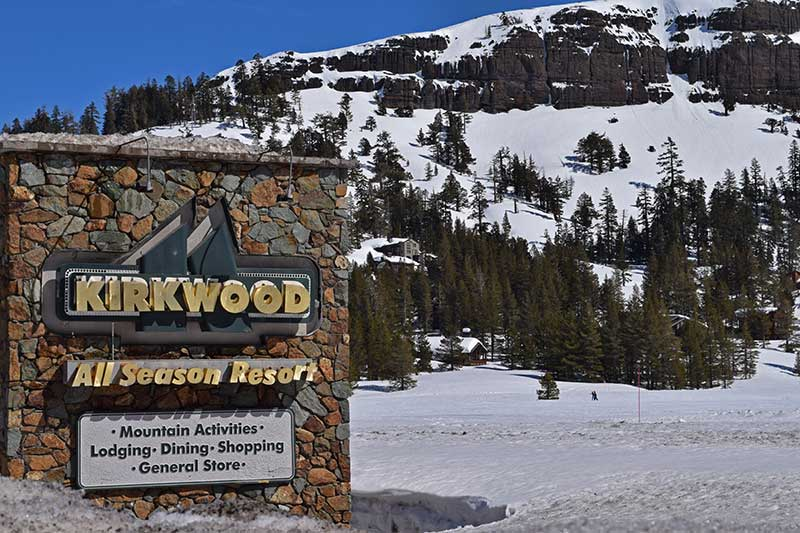 Guide to South Lake Tahoe Ski Resorts - Kirkwood