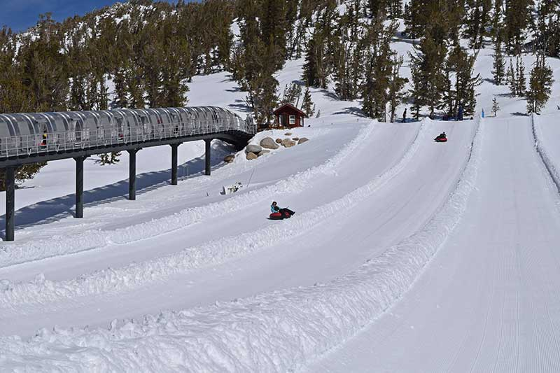 Guide to South Lake Tahoe Ski Resorts - Tubing