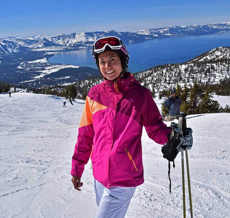 Winter Family Activities in South Lake Tahoe - Skiing and Snowboarding