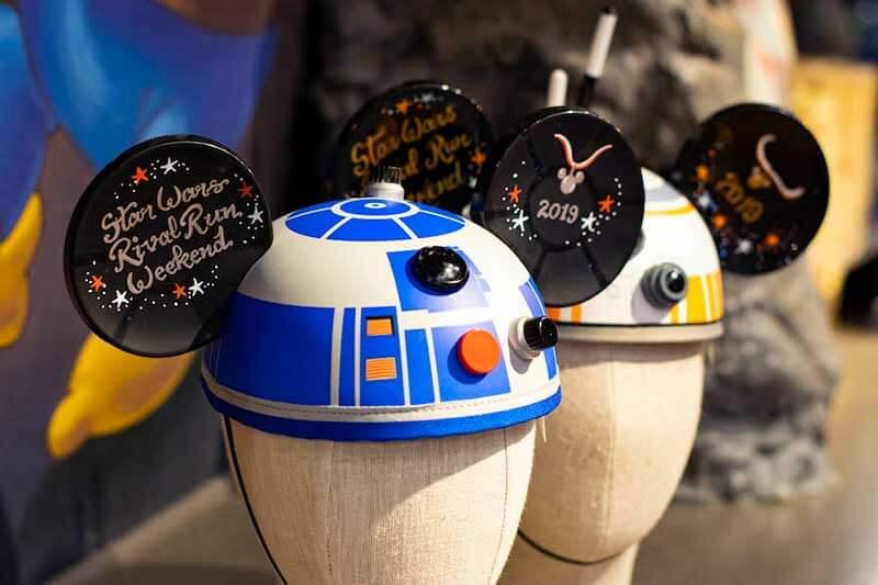 runDisney - Star Wars Rival Marathon Merchandise