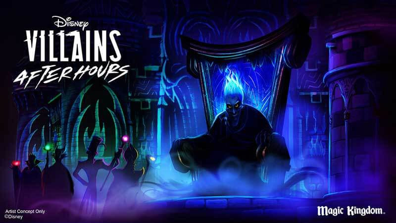 Villains After Hours - Disney World