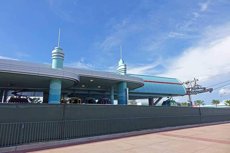 Disney Skyliner Transportation System - Hollywood Studios Station