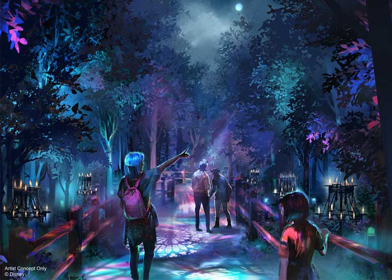 Disneyland Debuts an All-New Halloween Party for 2019 - Villains Trail