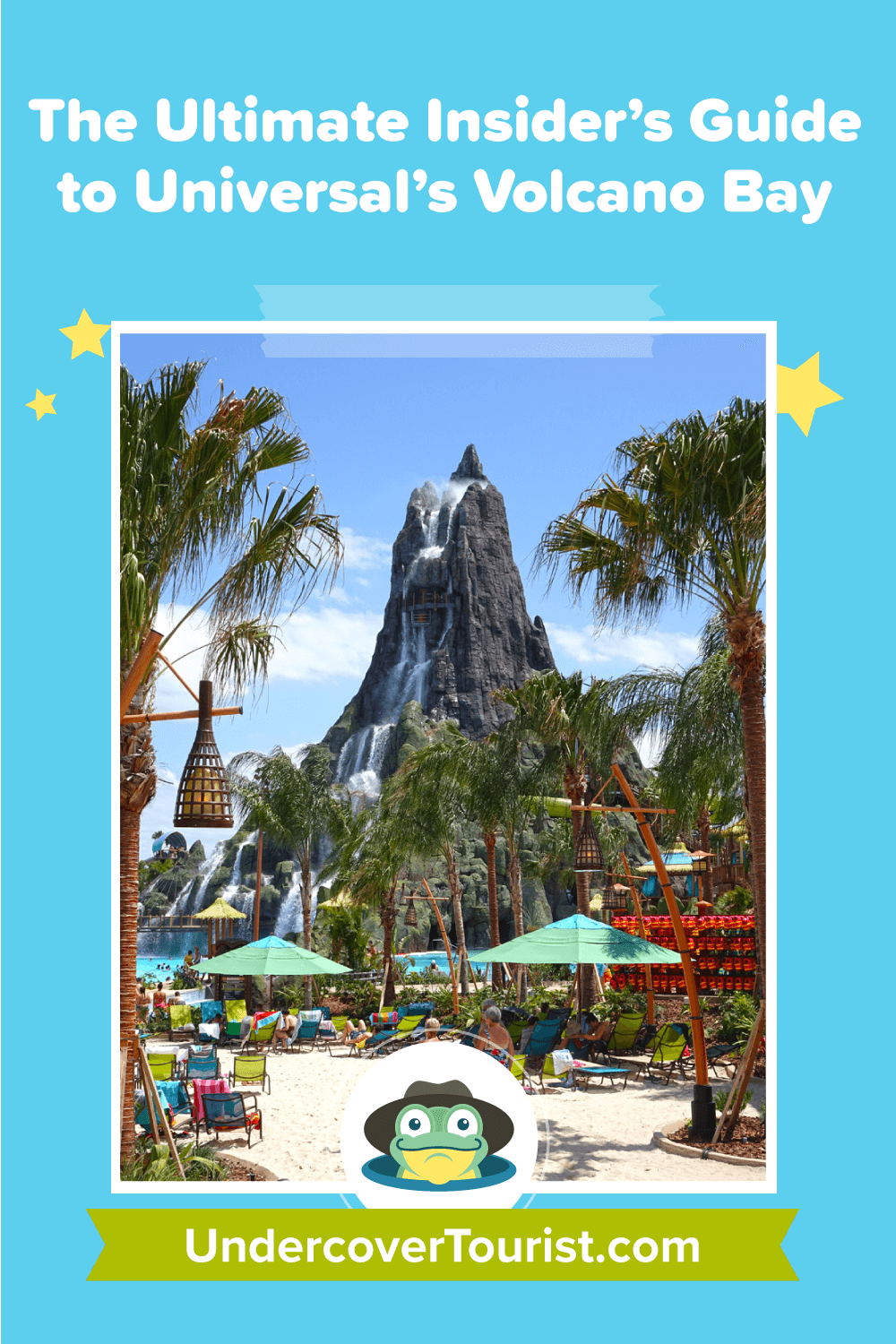 Guide to Volcano Bay - Pinterest