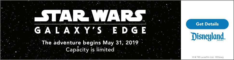 Star Wars Galaxy's Edge Reservations at Disneyland