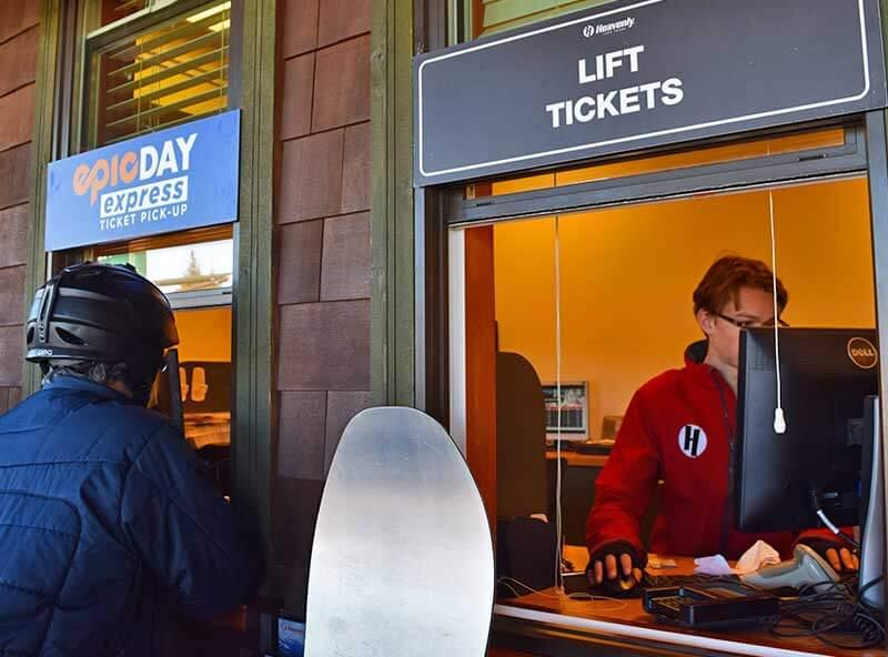 Ways to Save on a Lake Tahoe Ski Trip - Lift Tickets