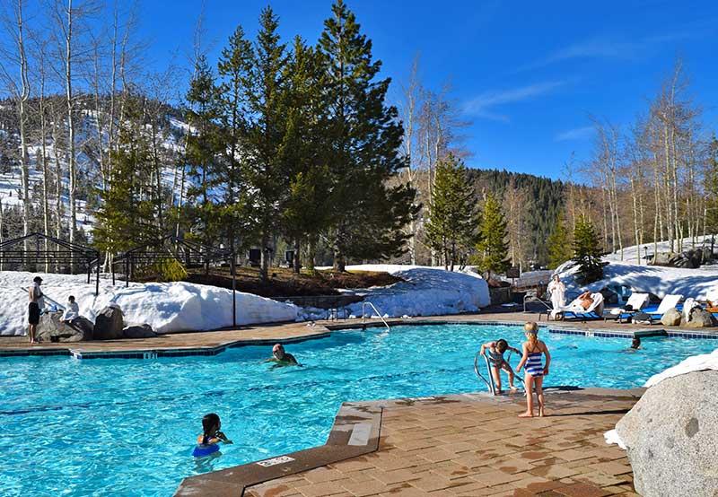Ways to Save on a Lake Tahoe Ski Trip - Squaw Valley Pool