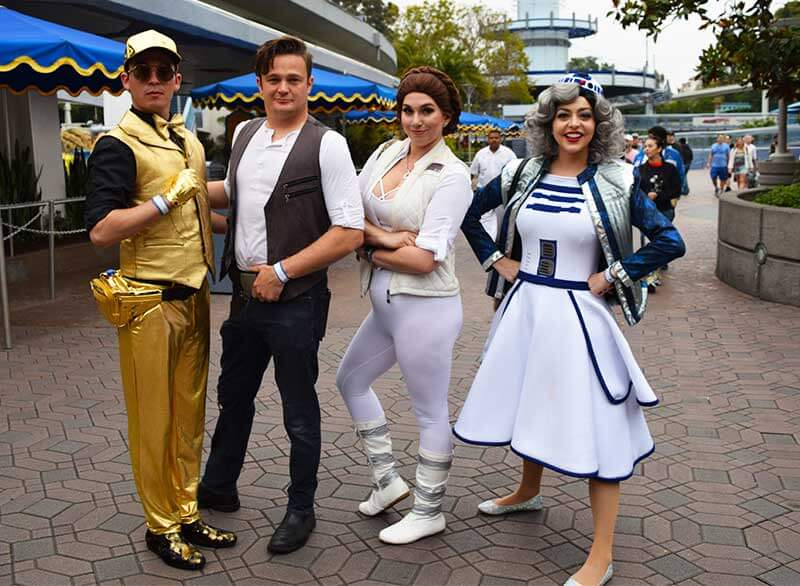 Star Wars: Galaxy's Edge-disneybound