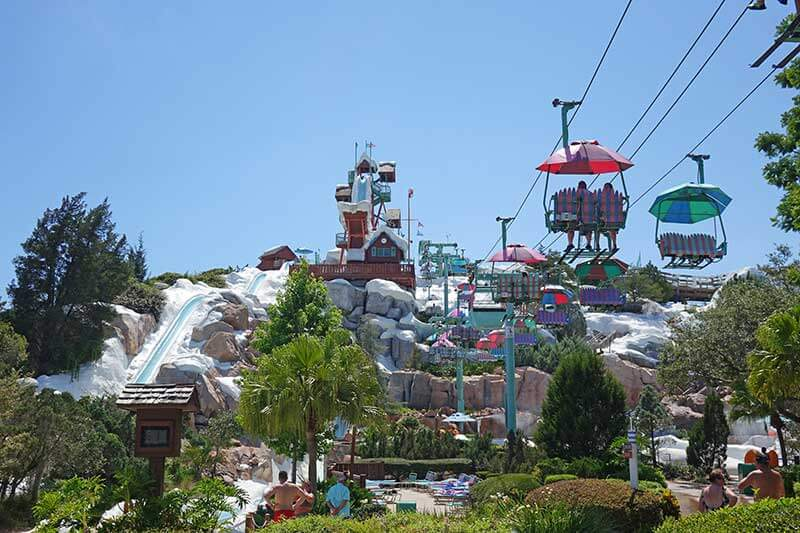 The Amazingly Cool Guide to Disney's Blizzard Beach Water Park