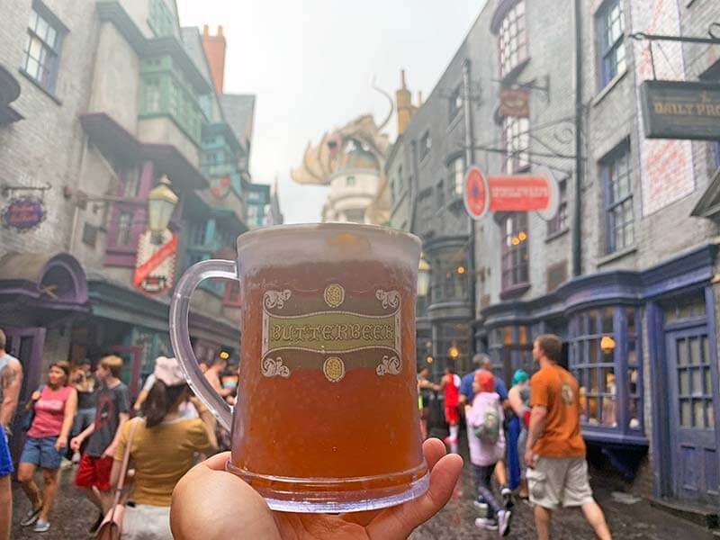 Our Complete Guide to Butterbeer at Universal Orlando (and Where to Find It!)