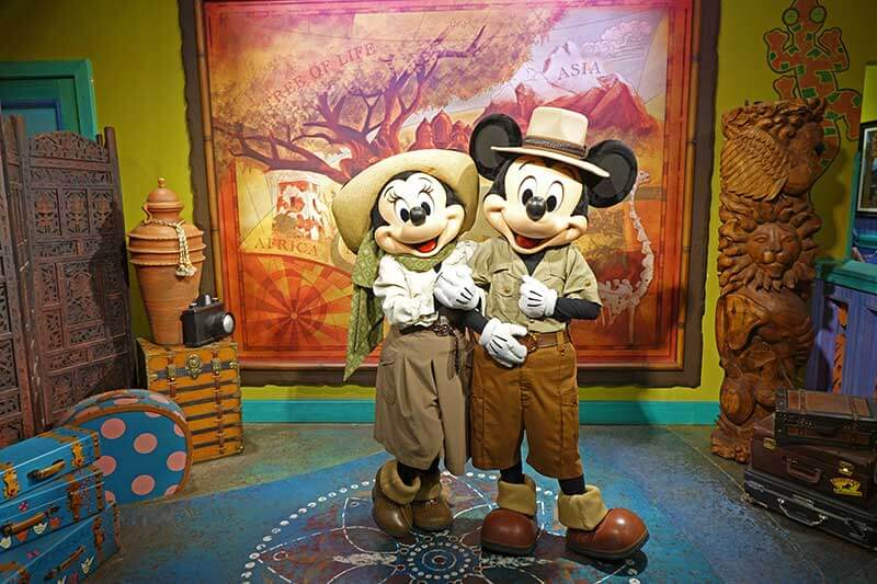 Disney After Hours Events - Mickey and Minnie