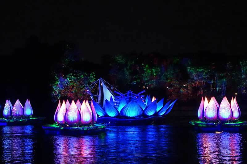 Disney After Hours Events - Rivers of Light